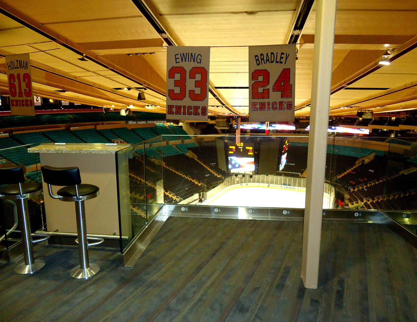 Madison Square Garden Arena Renovation