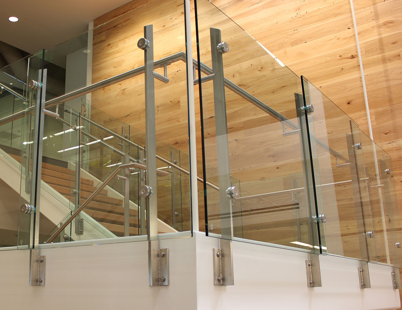 Summit Commercial Glass Railings Sc Railing Company