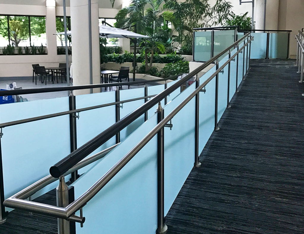 Architectural railing systems sc company